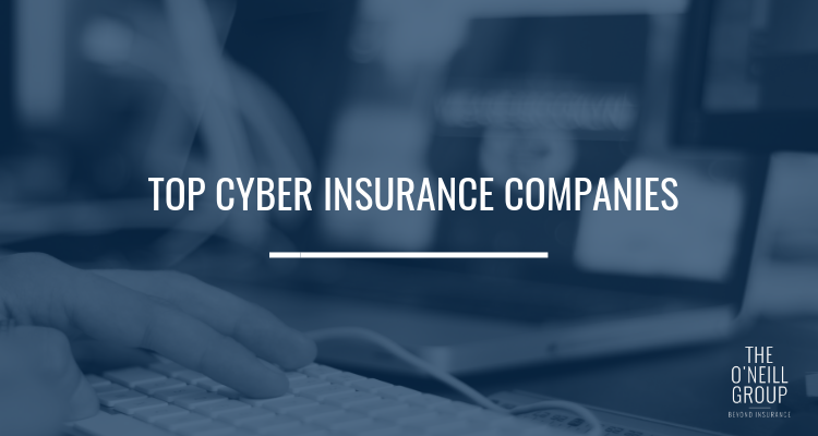 Top Cyber Insurance Companies O Neill Insurance