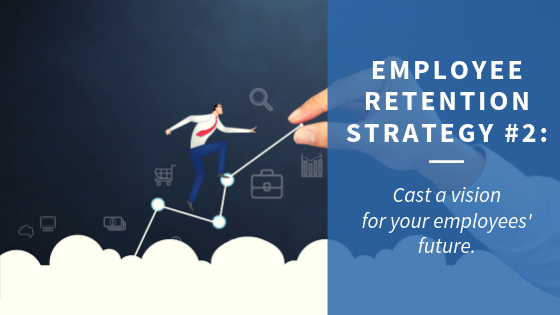 Employee Retention Strategy 2: Career Plan