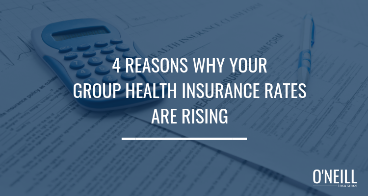 Group Health Insurance: 4 Reasons Why Your Rates are ...