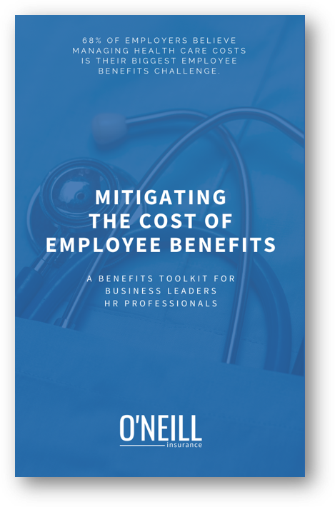 Cost of Employee Benefits eBook