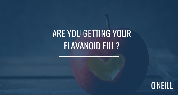Are You Getting Your Flavanoid Fill?