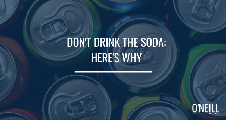 Soda is Unhealthy