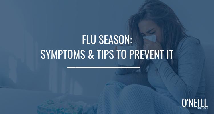 Flu Season - Symptoms and Tips