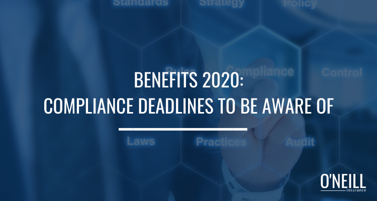 2020 Benefits Compliance Calendar