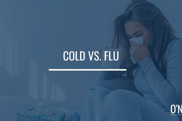 Cold vs. Flu
