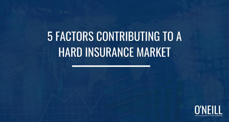 Hard Insurance Market