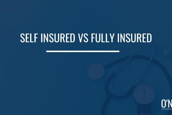 self insured vs fully insured