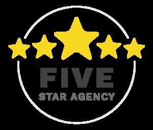 Five-Star-Agency-Badge